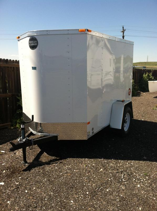 2014 Wells Cargo FT581 END OF THE YEAR CLOSE OUT SALE!