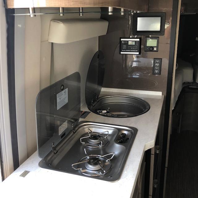 2017 Winnebago Sprinter era Class B RV