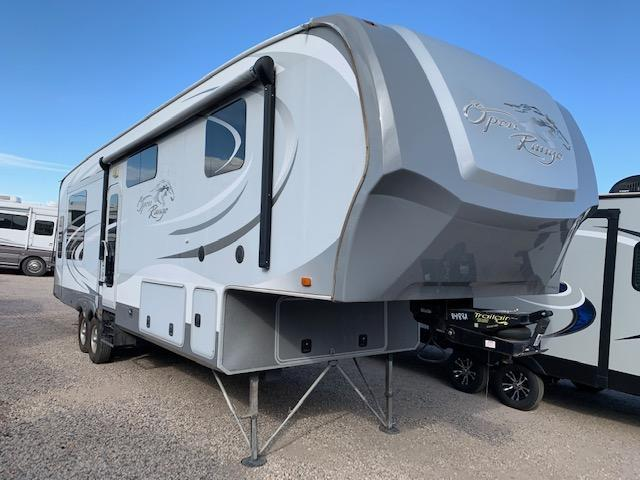 2013 Open Range RV Company Other 345 RLS Fifth Wheel Campers RV