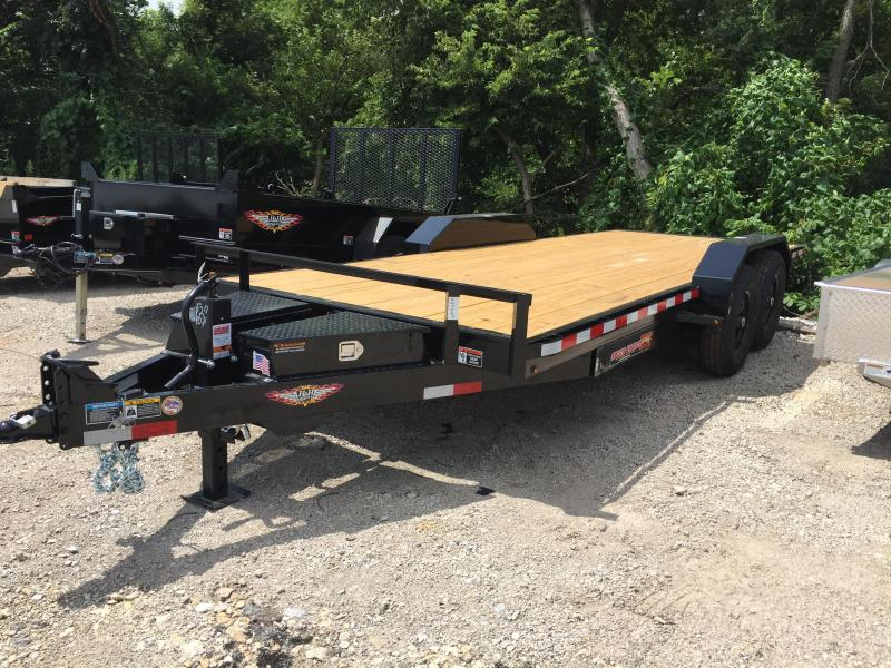 2020 H and H Trailer 82X20 EX SPEEDLOADER 14K