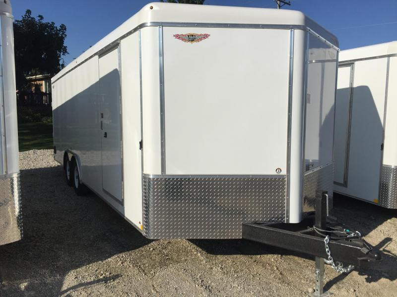 2020 H and H Trailer 101X22 HH R-TOP CARHAUL VNOSE 10K CARGO