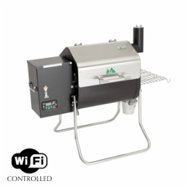 Green Mountain Davy Crocket Portable Pellet Grill WIFI