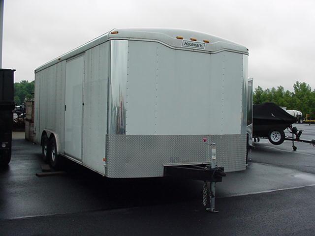 2013 Haulmark Transport TST85X20WT3  8.5 x 20 carhhauler 9990# GVWR