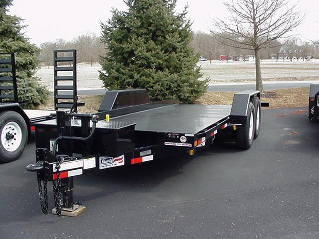 Liberty LT14K18ASF Full Tilt Deck w/ tp steel Deck