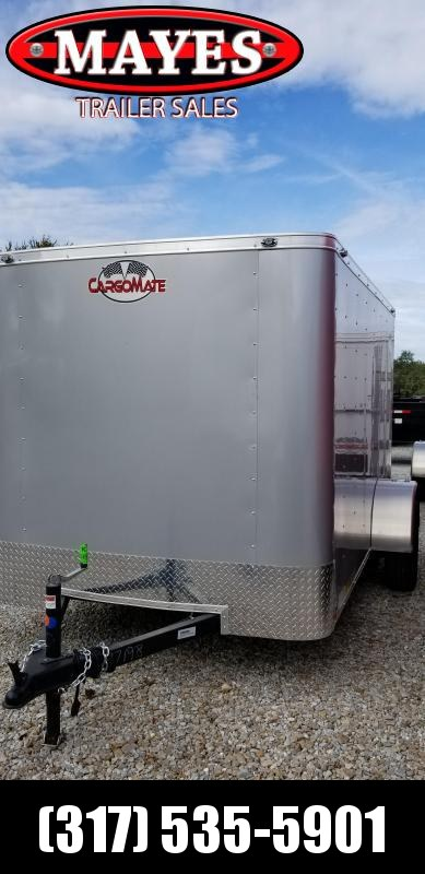 2019 6x10 Forest River Inc. SS610SA Enclosed Cargo Trailer - Ramp Door (GVW:  2990)