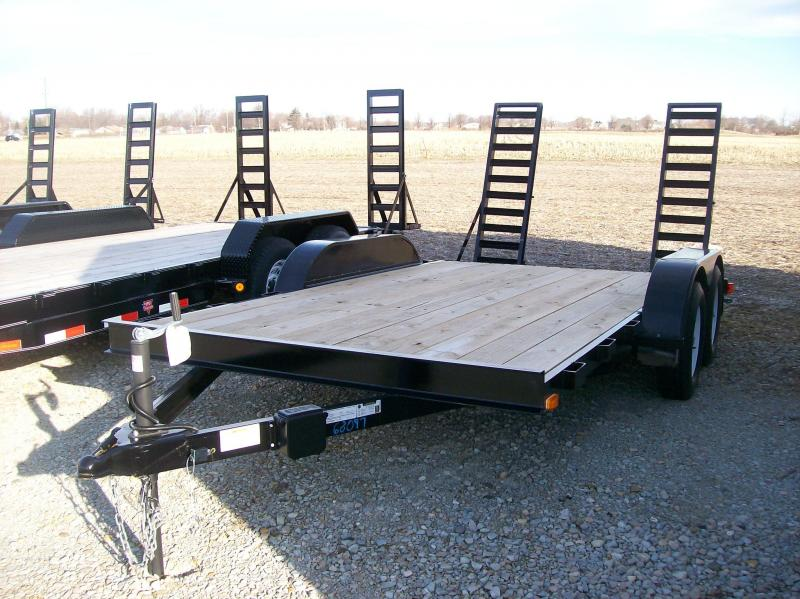 2014 82x14 American Manufacturing Operations UT141 Utility Trailer