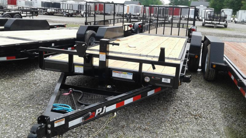 2020 20' (4+16) TA Tilt PJ Trailers 20'x6 -Torsion (GVW:  14000)