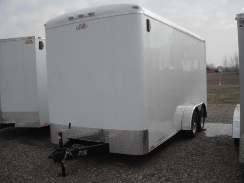 2014 7x16 Cargo Mate Cargo / Enclosed Trailer