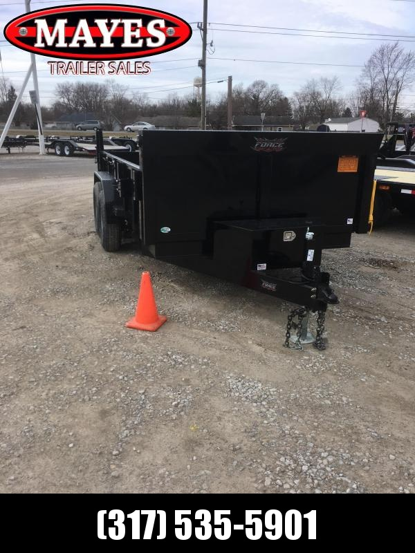 2020 68x14 Force Dump by Forest River Inc. HDL6814TA5 Dump Trailer (GVW:  14000)