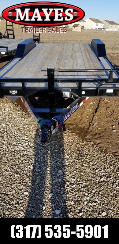 2019 102x20 (18+2) Load Trail CH0220072 Trailer - Slide In Ramps (GVW:  14000)