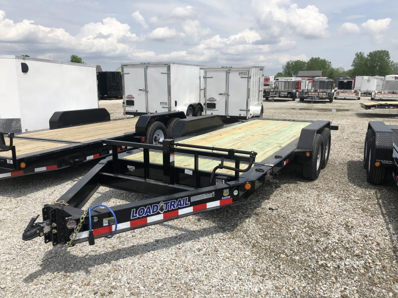 2019 83x18 (2+16)  Load Trail 83x18 Tilt - DP Fenders (GVW:  14000)