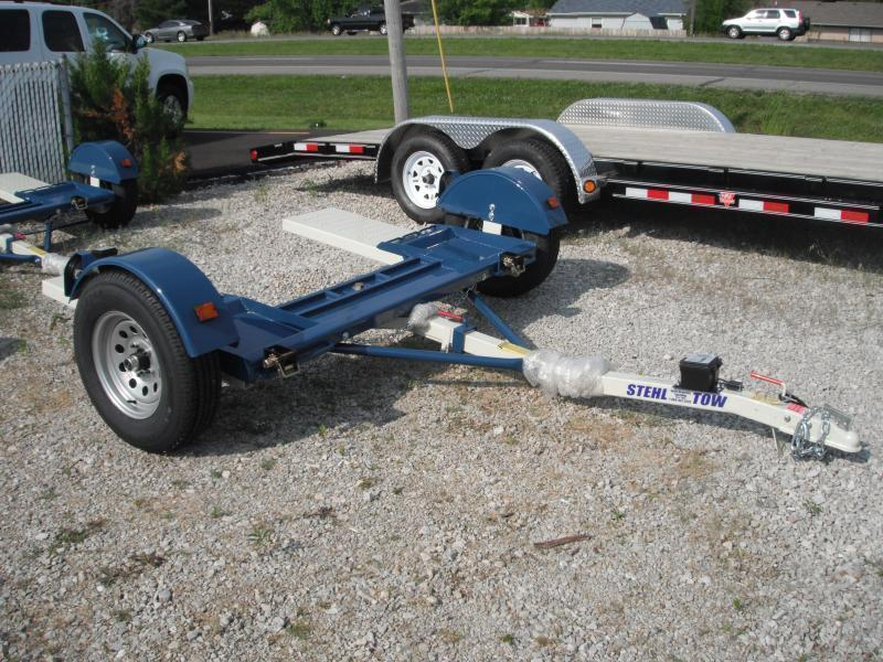 2019 Stehl Tow ST80TD Tow Dolly w/ Radial Tires