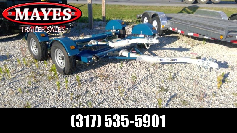 """2019 80"""" Wide Stehl ST80TD Tow Dolly - Swivel Base - No Brakes (GVW:  2999)"""
