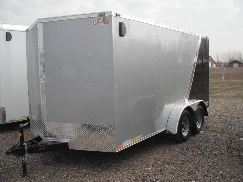 2014 7x14 Cargo Mate Enclosed Trailer