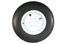 225/75r15 Provider 6 Lug White Spoke