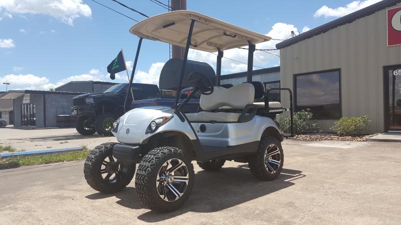 2014 48v Yamaha Drive