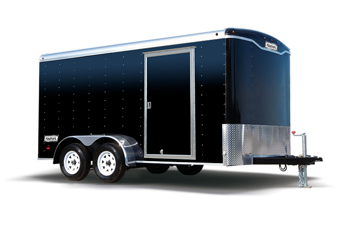 2018 Haulmark TST7X16WT3 Enclosed Cargo Trailer