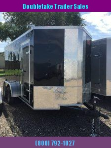 2019 Salvation Trailers S7X12TA Enclosed Cargo Trailer