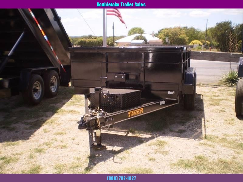 2019 Tiger T77X12D OPEN Dump Trailer