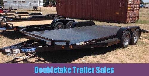 2018 Top Hat Trailers 18X83ASCH Open Car Hauler