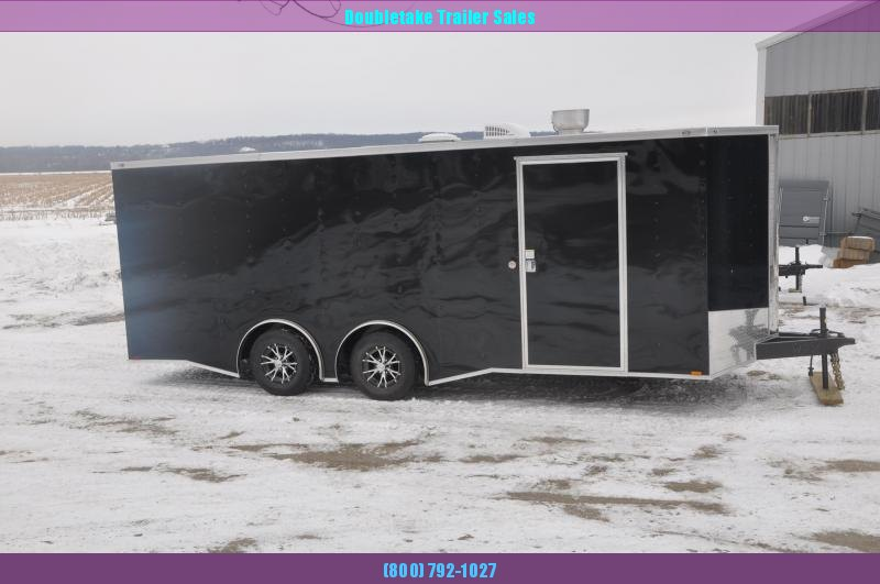 2019 Spartan 8.5X20TA2 Car / Racing Trailer