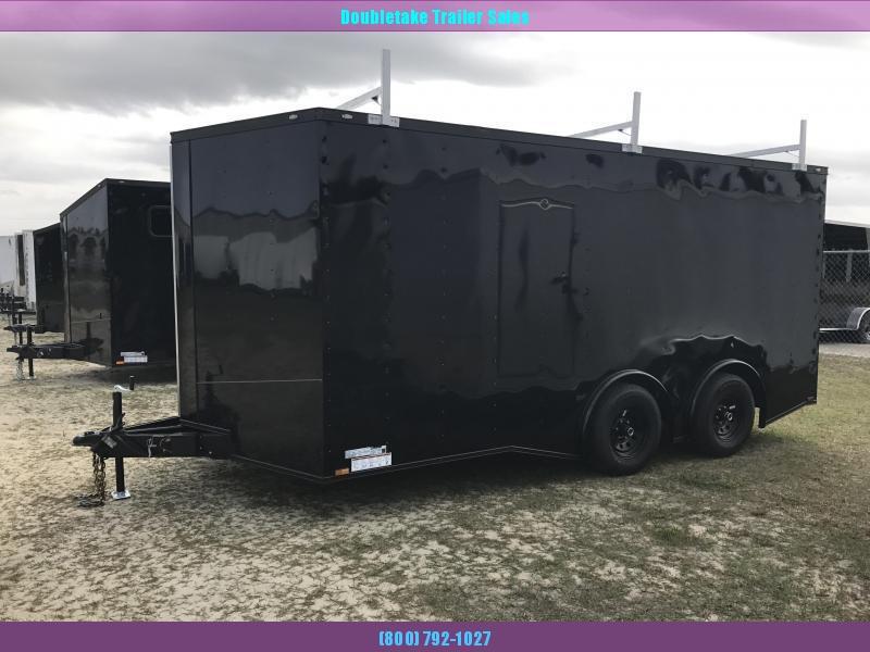 2019 Spartan 8.5X16TA Enclosed Cargo Trailer