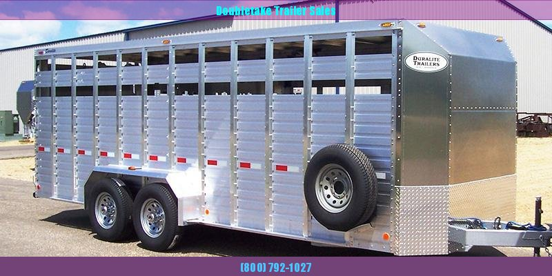 2019 Other DL20BP Livestock Trailer