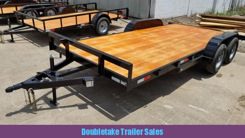 2019 Salvation Trailers 83X18TAUC Car / Racing Trailer