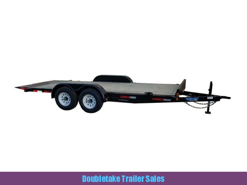 2018 Top Hat Trailers 18x83TCH Open Car Hauler