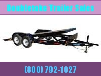 2019 Top Hat Trailers 18x83TCH Open Car Hauler