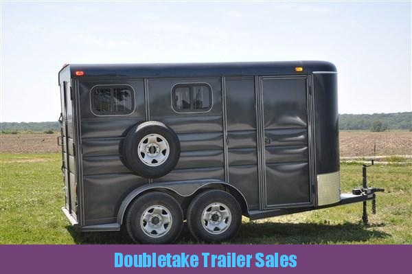 2018 Calico combo horse/stock trailer extra tall