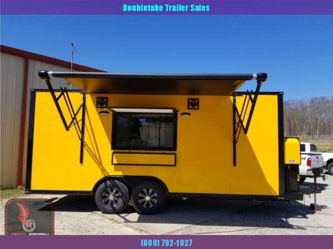 2019 Other 8.5X20TA Vending / Concession Trailer