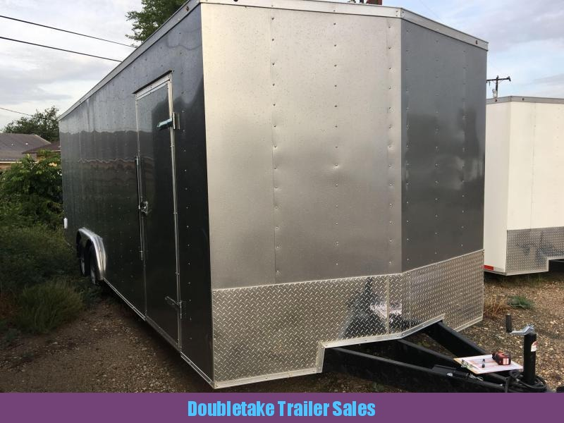 2019 Salvation Trailers 8.5X24TA2 Car / Racing Trailer