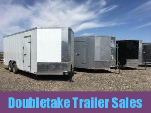 2019 Salvation Trailers S85X20TA Car / Racing Trailer