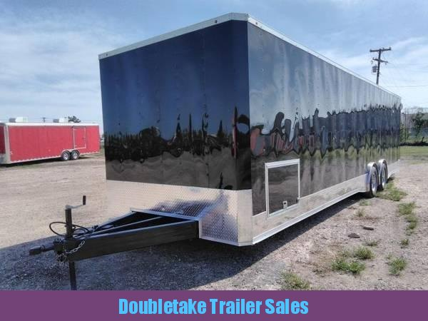 2019 Salvation Trailers S8.5X32TA Car / Racing Trailer