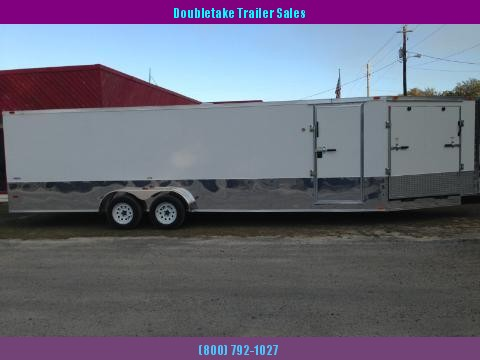 FREEDOM 7X20 SNOWMOBILE TRAILER