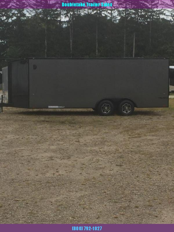 2019 Formula Trailers FSCBC8.5X20TE3FF Car / Racing Trailer