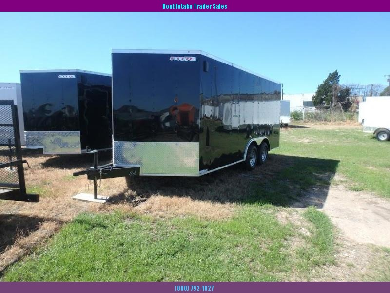 2018 Salvation Trailers SE8.5X20TA Enclosed Cargo Trailer