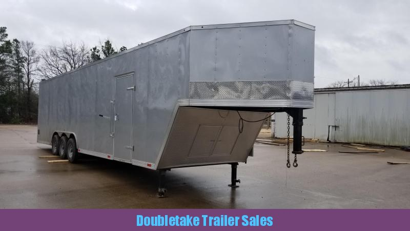 2019 Salvation Trailers S8.5X38TTA Car / Racing Trailer