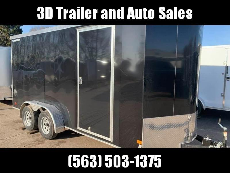 2020 Wells Cargo 7' x 16' x 7' Road Force Wedge Front UTV PKG Enclosed Cargo Trailer