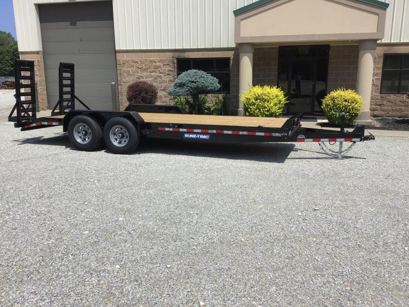 2020 Sure-Trac 7 X 20 Implement Trailer 14K