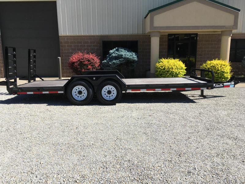 2020 CornPro Trailers 20' UT Flatbed Trailer