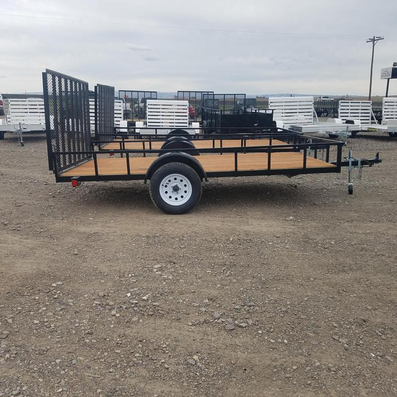 2018 Big Bubba 7x12 Utility Trailer