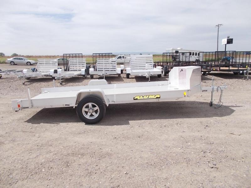2018 Aluma UT14 6x14 ATV Trailer