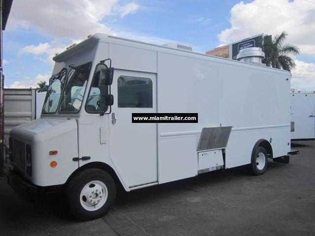 1998 Chevrolet P30 Truck
