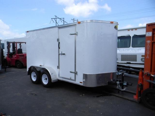 6 x 12 Cargo / Enclosed Trailer