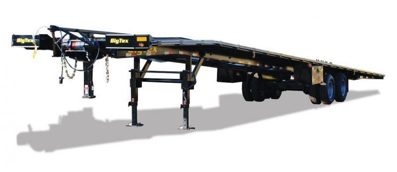 2018 Big Tex Trailers 3-4 Car / Racing Trailer