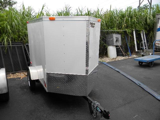4 x 6 Cargo / Enclosed Trailer