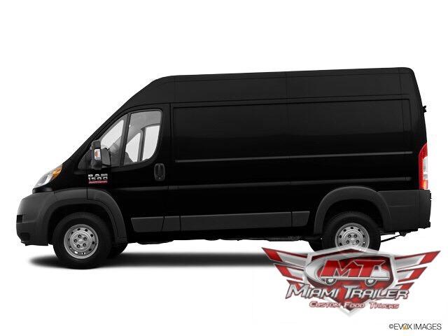 2014 Dodge Promaster 1500 Truck