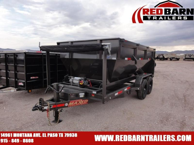2020 MAXXD ROLL-OFF Dump Trailer